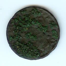 piece de monnaie verte